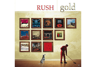 Rush - GOLD - (CD)