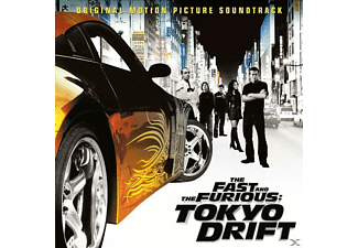 VARIOUS, OST/VARIOUS - The Fast And The Furious: Tokyo Drift - (CD)