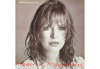 Marianne Faithfull - Dangerous Acquaintances - (CD)