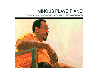 Charles Mingus - Mingus Plays Piano [CD]