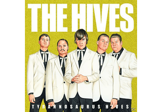 The Hives - Tyrannosaurus Hives - (CD)