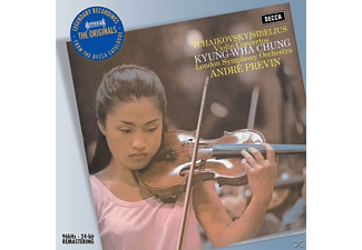VARIOUS, Chung,Kyung-Wha/Previn,Andre/LSO - Violinkonzerte - (CD)