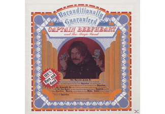 Captain Beefheart, Magic Band - Unconditionally Guaranteed [CD]