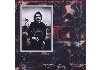 Captain Beefheart - Ice Cream For Crow [CD]