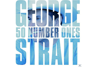 George Strait - 50 Number Ones - (CD)