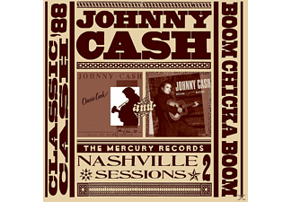 Johnny Cash - CLASSIC CASH & BOOM CHICKA BOOM [CD]