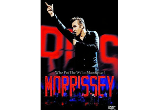 Morrissey - Who Put The 'M' In Manchester? [DVD]