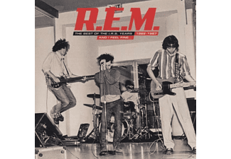 R.E.M. - Best Of Irs Yrs 82-87-1cd Ed. [CD]