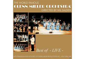 VARIOUS, Glenn Orchestra Miller - Best Of Glenn Miller-Live [CD]
