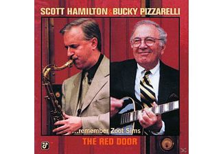 Scott/pizzarelli Hamilton, Hamilton, Scott / Pizzarelli, Bucky - The Red Door-Hamilton/Pizzarelli Rememb.Zoot Sims [CD]