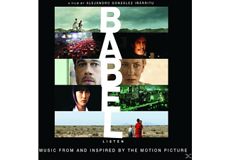 VARIOUS, OST/VARIOUS - Babel-Music From The Motion Picture - (CD)