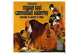 Julian Cannonball Adderley, Cannonball Sextet Adderley - NIPPON SOUL - (CD)