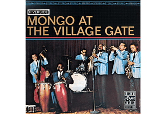 Mongo Santamaría - MONGO AT THE VILLAGE GATE - (CD)