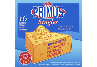 Primus - They Can't All Be Zingers (Best Of) [CD]