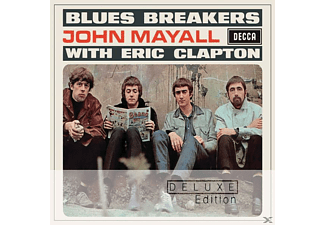 J&the Bluesbreakers Mayall, John Mayall S Bluesbreakers - Bluesbreakers With Eric Clapton-Deluxe Edition - (CD)