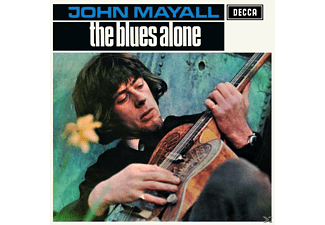 J&the Bluesbreakers Mayall, John Mayall S Bluesbreakers - The Blues Alone-Remastered - (CD)