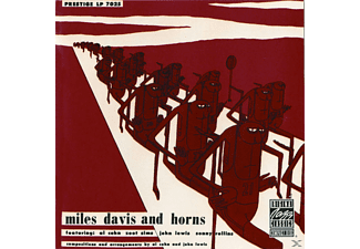 Miles Davis - AND HORNS - (CD)