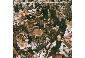 Jamie T - Panic Prevention [CD]