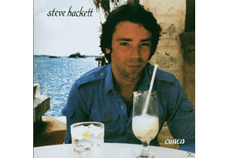 Steve Hackett - Cured - (CD)