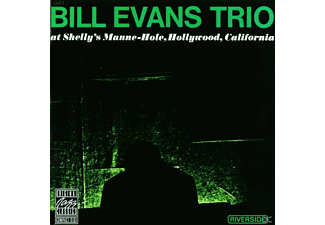 Bill Evans, Bill Trio Evans - AT SHELLY S MANNE-HOLE - (CD)