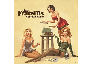 The Fratellis - Costello Music - (CD)