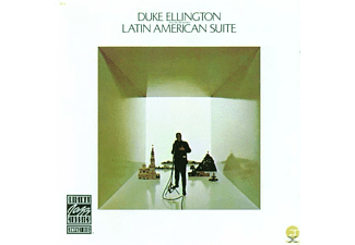 Duke - Orchestra Ellington, Duke And His Orchestra Ellington - LATIN AMERICAN SUITE - (CD)