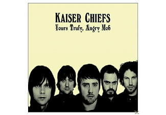 Kaiser Chiefs - Yours Truly, Angry Mob - (CD)