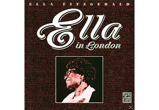 Ella Fitzgerald - ELLA IN LONDON [CD]