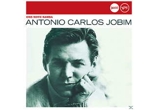 Antonio Carlos Jobim - ONE NOTE SAMBA.( JAZZ CLUB ) - (CD)
