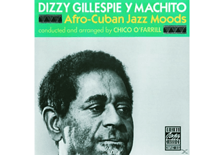Dizzy Gillespie, Dizzy & Machito Gillespie - AFRO-CUBAN JAZZ MOODS [CD]