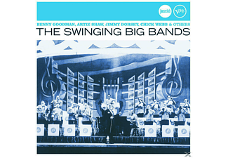 VARIOUS - THE SWINGING BIG BANDS ( JAZZ CLUB ) [CD]