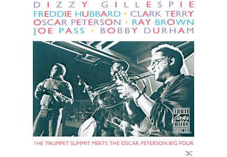 Dizzy Gillespie, Gillespie,D./Hubbard,F./Terry,C./Peterson,O./+ - THE TRUMPET SUMMIT MEETS OSCAR PETERSON BIG FOUR [CD]