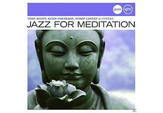 VARIOUS - Jazz For Meditation (Jazz Club) - (CD)