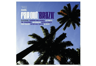 VARIOUS - Far Out Brazil - (CD)