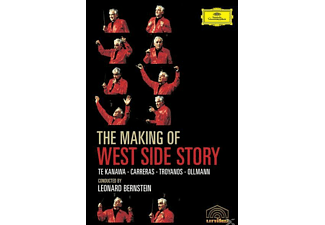 VARIOUS - THE MAKING OF THE WEST SIDE STORY [DVD]