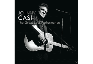 Johnny Cash - THE GREAT LOST PERFORMANCE - (CD)