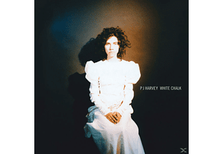 PJ Harvey - WHITE CHALK [CD]