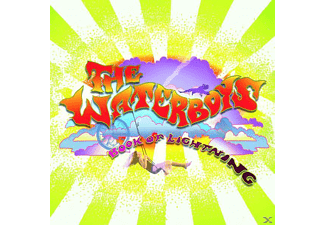 The Waterboys - Book Of Lightning [CD]