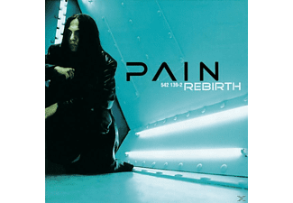 Pain - REBIRTH (ENHANCED) [CD]