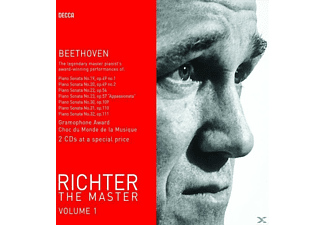 Sviatoslav Richter, Richter Svjatoslav - Richter-The Master Vol.1 [CD]