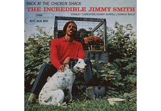 Jimmy Smith - BACK AT THE CHICKEN SHAK (RVG EDITION) - (CD)