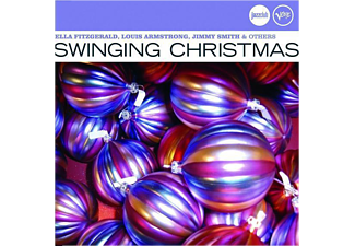 VARIOUS - Swinging Christmas (Jazz Club) [CD]