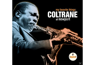 John Coltrane - My Favourite Things: Coltrane At Newport - (CD)
