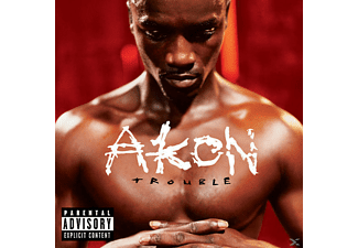Akon - Trouble (New Version) - (CD)