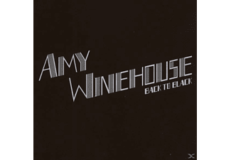 Amy Winehouse Back To Black Pop CD