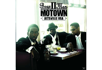 Boyz II Men - Motown: A Journey Through Hitsville USA - (CD)