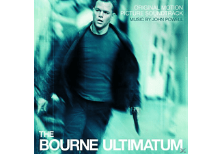 John Powell, John (composer) Ost/powell - The Bourne Ultimatum [CD]