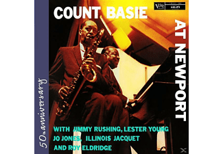 Count Basie - At Newport (Live) - (CD)