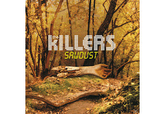 The Killers Sawdust-The Rarities Rock CD