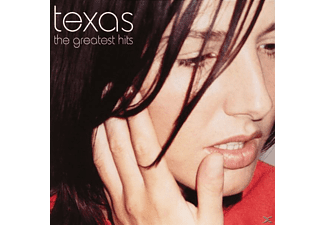 Texas - Greatest Hits [CD]